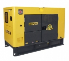 KIPOR KDE75SSP3 (49.6 kW; 1500 aps.) Diesel electric generators