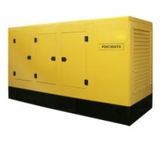 KIPOR PDC25ST3 (20.0 kW; 1500 aps.) Diesel electric generators