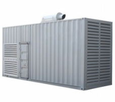KIPOR PDC500SC3 (400 kW; 1500 aps.) Diesel electric generators