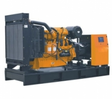 KIPOR PDC625E3 (500 kW; 1500 aps.) Diesel electric generators