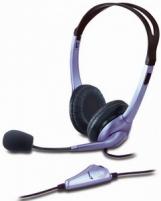 Genius ausinės HS-04S (su mikrofonu)