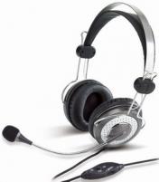 Genius ausinės HS-04SU (su mikrofonu)