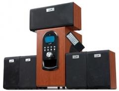 Genius kolonėlės SW-HF 5.1 6000, medinės