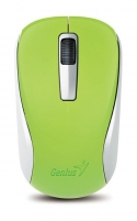 Genius optical wireless mouse NX-7005, Green