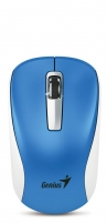 Genius optical wireless mouse NX-7010, Blue