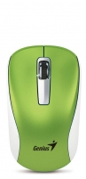 Genius optical wireless mouse NX-7010, Green