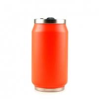 Gertuvė Yoko Design Isotherm Tin 280 ml, oranžinė Turistiniai indai