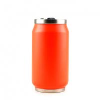 Gertuvė Yoko Design Isotherm Tin 280 ml, oranžinė
