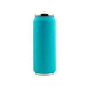 Gertuvė Yoko Design Isotherm Tin Can, mėlyna Turistiniai indai
