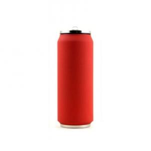 Gertuvė Yoko Design Isotherm Tin Can, raudona Turistiniai indai