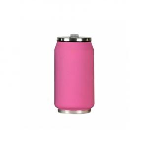 Gertuvė Yoko Design Isotherm Tin Can, rožinė Turistiniai indai