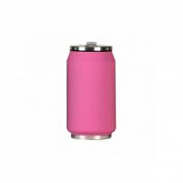 Gertuvė Yoko Design Isotherm Tin Can, rožinė