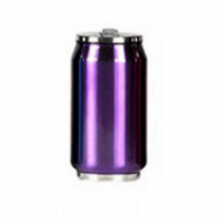 Gertuvė Yoko Design Isotherm Tin Can, violetinė