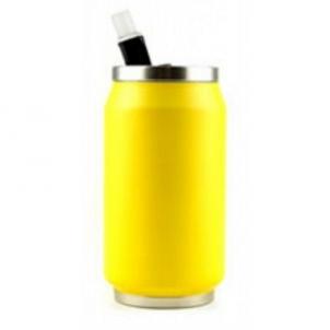 Geruvė Yoko Design Isotherm Tin Can, geltona Turistiniai indai