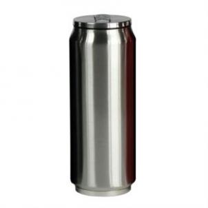 Geruvė Yoko Design Isotherm Tin Can, sidabrinė Turistiniai indai