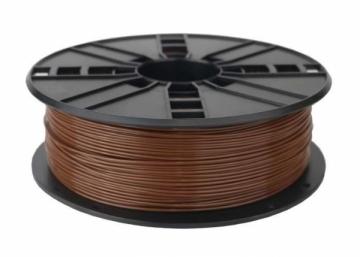 Gija 3D Gembird PLA Brown | 1,75mm | 1kg 3D spausdintuvai