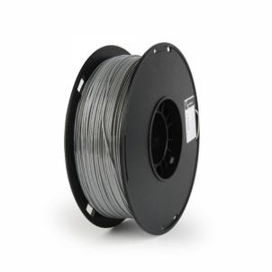Gija Gija 3D Gembird POLYMER GLOSSY Silk Grey | 1,75mm | 1kg