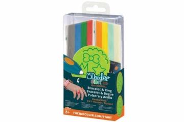 Gija 3DOODLER DoodleBlocks - Set of templates for the pen 3Doodler Start, JEWELLERY 3D принтер