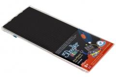 Gija 3DOODLER Filaments ECO to the pen 3Doodler Start - 24 pcs, CHARCOAL BLACK