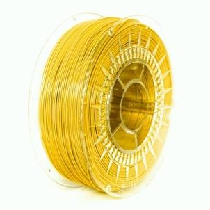Gija Filament DEVIL DESIGN / PETG / BRIGHT YELLOW / 1,75 mm / 1 kg. 3D spausdintuvai