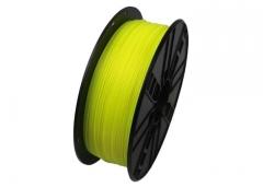 Gija Filament Gembird PLA-plus Yellow | 1,75mm | 1kg 3D printers