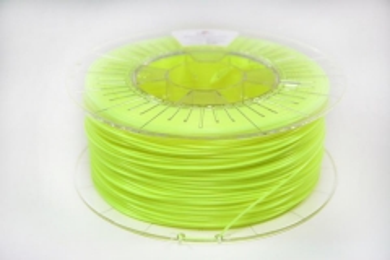 Gija Filament SPECTRUM / PLA / FLUORESCENT YELLOW/ 1,75 mm / 1 kg