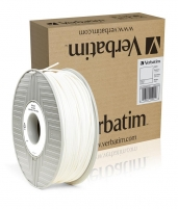 Gija Filament VERBATIM / BVOH / White / 1,75 mm / 0,5 kg 3D spausdintuvai