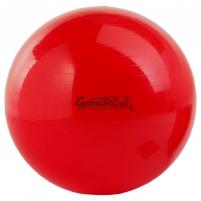 Gimnastikos kamuolys Original Pezzi 75 cm Red maišelyje