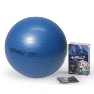Gimnastikos kamuolys Original Pezzi Gymnastik Ball Maxafe 75 cm Blue
