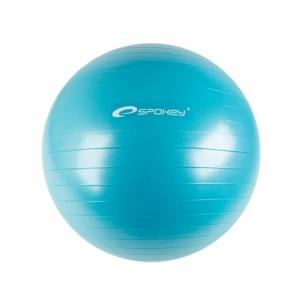 Gimnastikos kamuolys Spokey FITBALL II Blue, 65 cm