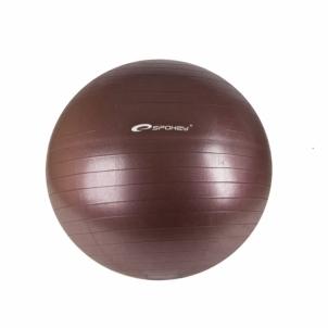Gimnastikos kamuolys Spokey FITBALL II Brown, 65 cm