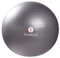 Gimnastikos kamuolys Sveltus 65cm grey