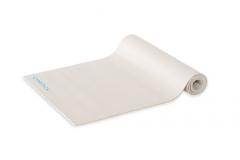 Gimnastikos kilimėlis GYMSTICK ACTIVE 170x60x0,4 cm white Mankštos kilimėliai