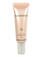 Giorgio Armani Luminessence CC Bright Moisturizer SPF35 Cosmetic 30ml Nr.1 Maskuojamosios priemonės veidui