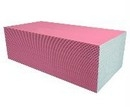 Plokštė Knauf RED GKF 12.5mm 1200 x 2600 mm (3,12 kv. m) Gipso kartono plokštės (GKP)
