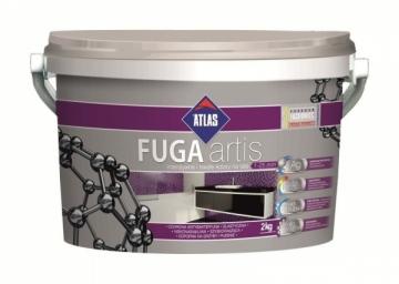 Glaistas plytelėms ARTIS 002 (1-25mm) magnolija 2 kg kibiras