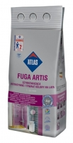 ATLAS ARTIS GROUT - highly flexible fine aggregate grout 123 light brown 1-25mm 2 kg