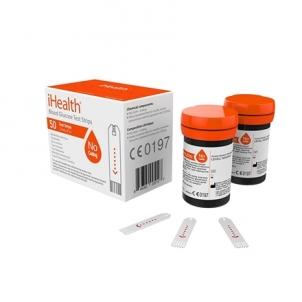 Gliukozės kraujyje matuoklis iHealth EGS-2003 Insulin therapy