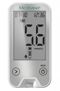 Gliukozės matavimo prietaisas Medisana MediTouch 2 (mg/dl) 79046 Insulin therapy