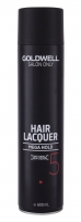 Goldwell Salon Only Hair Lacquer Super Firm Mega Hold Cosmetic 600ml Plaukų modeliavimo priemonės