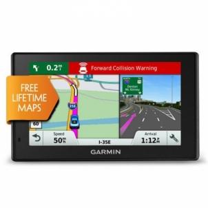 GPS navigacija - automobiliams DriveAssist 50 EU LM GPS navigacinė technika