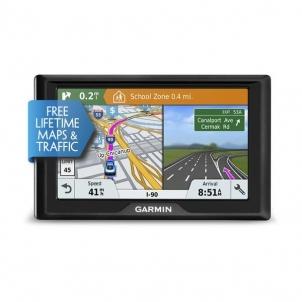 GPS navigacija - automobiliams Garmin Drive 51 LMT-S Central Europe GPS navigacinė technika