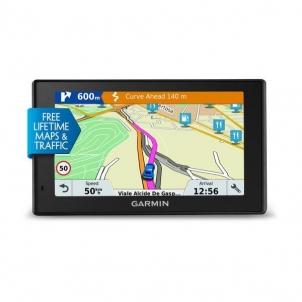 GPS navigacija - automobiliams Garmin DriveSmart 51 LMT-S Europe GPS navigacinė technika