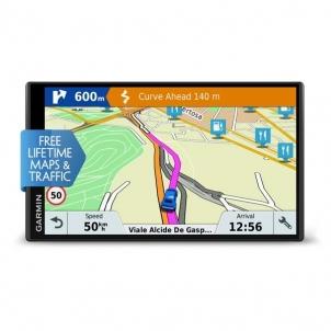 GPS navigacija - automobiliams Garmin DriveSmart 61 LMT-S Europe GPS navigacinė technika
