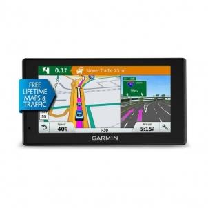 GPS navigacija - automobiliams Garmin Nawigacja DriveSmart 60LMT Europa, 6.0, Lifetime Map - AFTER REPAIR! GPS navigacinė technika