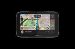 GPS navigacija - automobiliams NAVIGATION TOMTOM GO 5200 WORLD (PL) GPS navigacinė technika