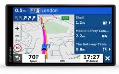 GPS navigacija Garmin DriveSmart 65 MT-S Europe GPS navigacinė technika