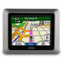 GPS navigacija Garmin Nawigacja ZUMO 210 3.5, Bluetooth, Europa Centralna GPS navigacinė technika