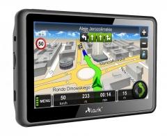 GPS navigacija Lark FB5 Android D2D GPS navigacinė technika
