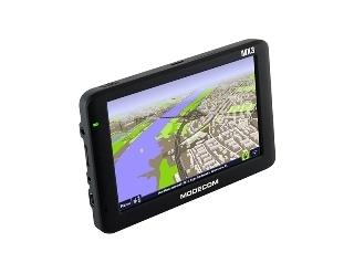 GPS navigacija Modecom FreeWAY MX3 5 + AutoMapa Europa GPS navigacinė technika